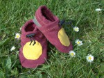 chaussons-souples-bio-taille-24-beaujolais